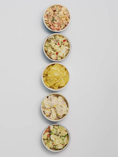 The Best-Ever, Only-Recipe-You'll-Ever-Need: Potato Salad