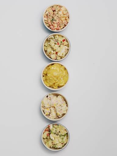 Das beste und einzige Rezept, das du brauchst: Kartoffelsalat