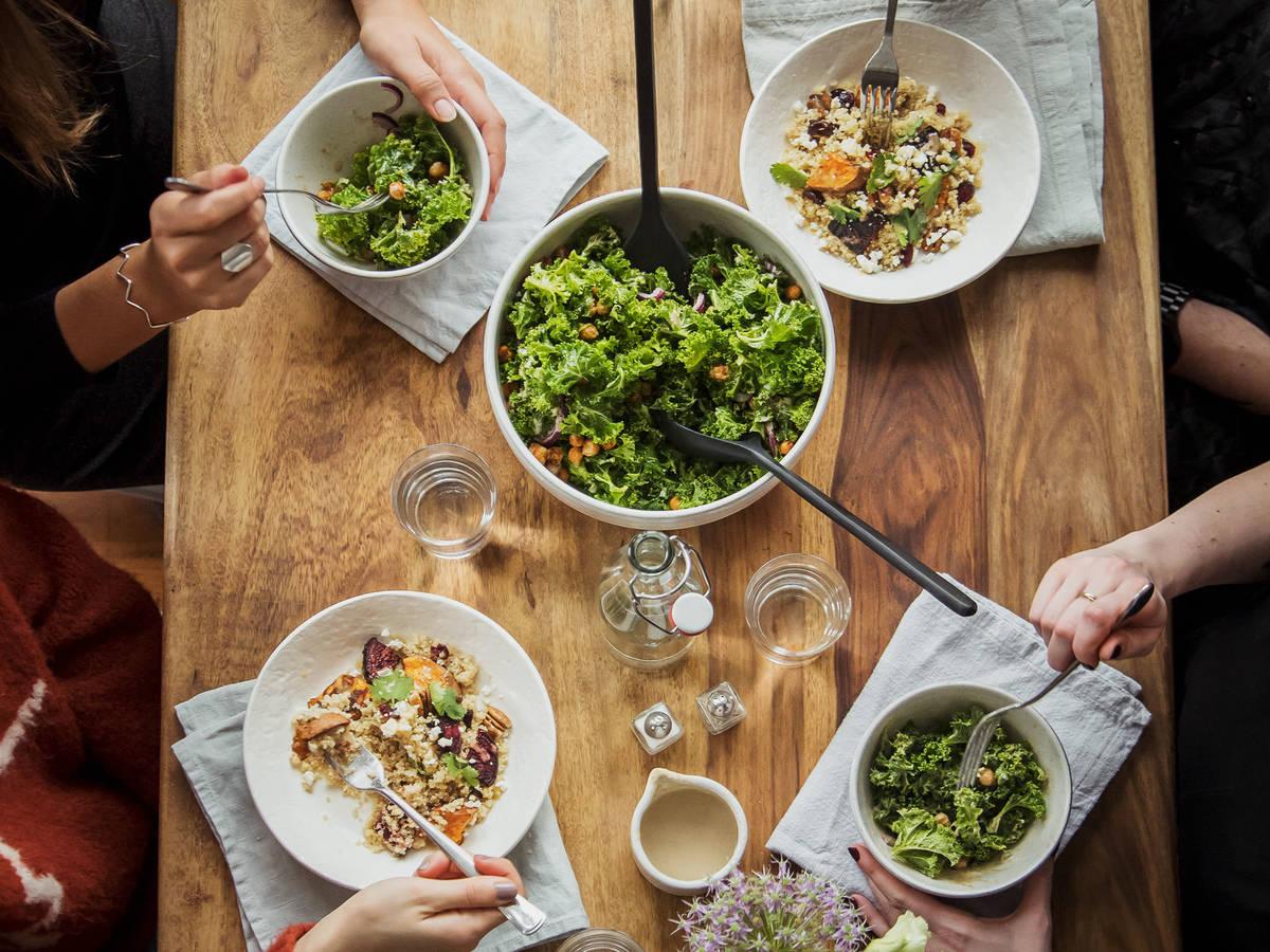 Die 5 häufigsten Fehler bei der Zubereitung von Salaten