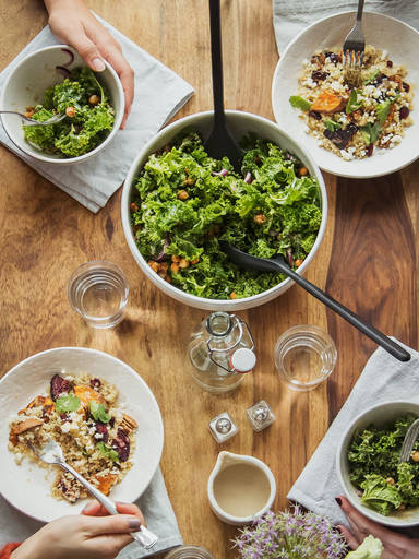 The Top 5 Salad Mistakes You're Making—and How to Prep Better