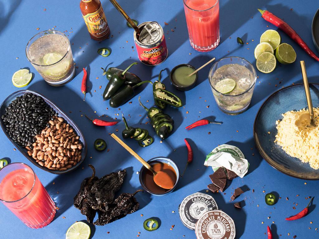 墨西哥菜初级指南