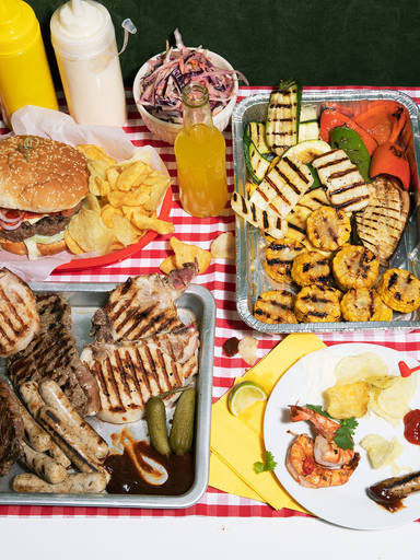 A Flash Guide to Grilling Everything