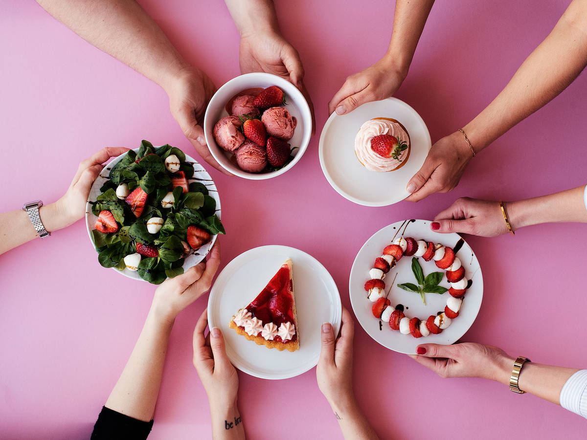 Community Contest: Send Us Your Best Strawberry Recipes