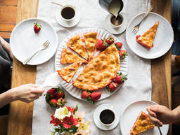 The Perfect Pie to Welcome Strawberry Season