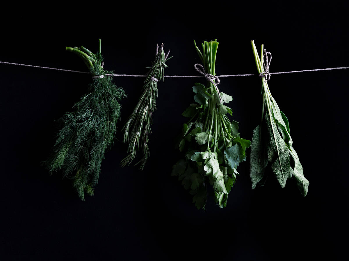 You Can Make Fresh Herbs Last Longer