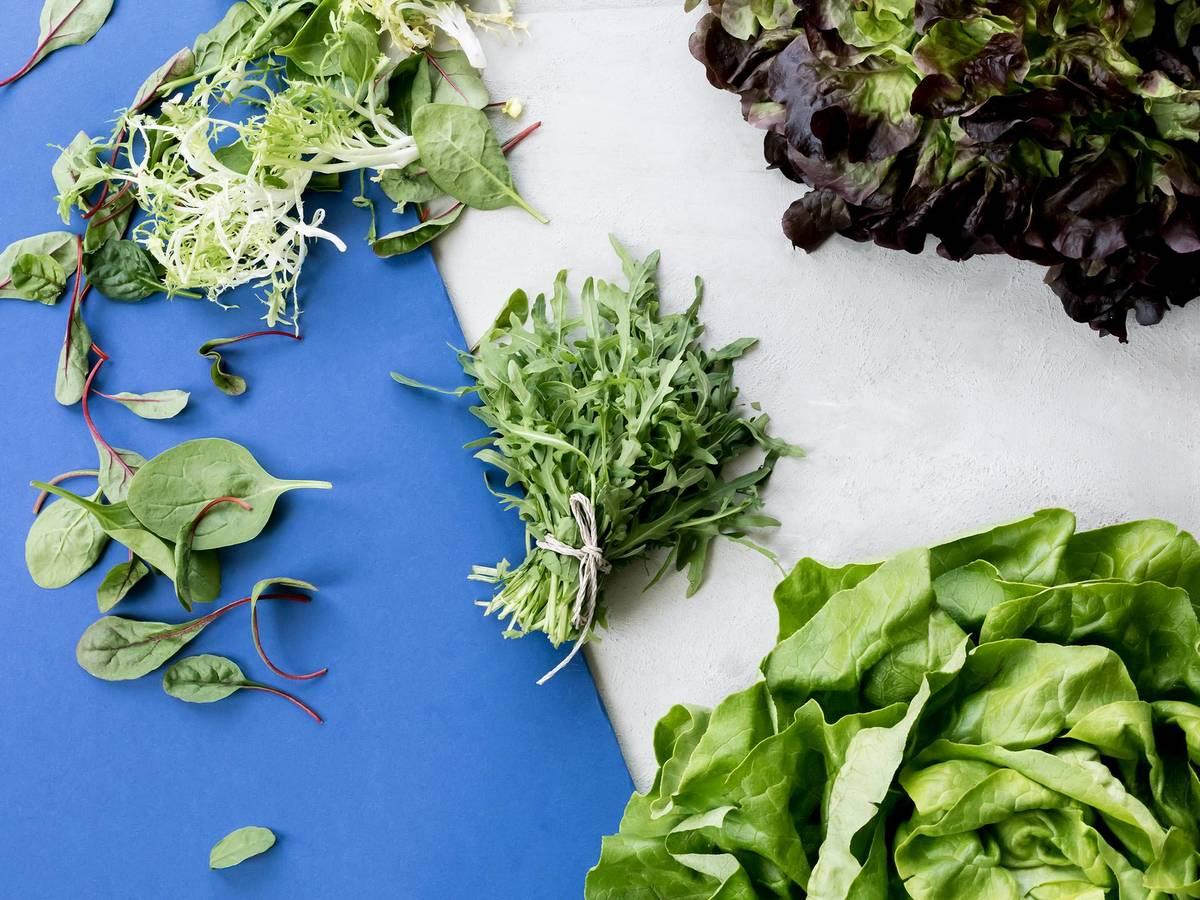 13 Salatsorten und wofür du welche verwenden solltest