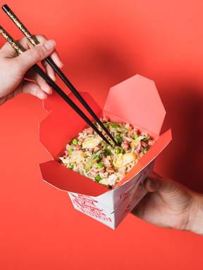 Gebratener Reis wie beim Asiaten - so geht's!