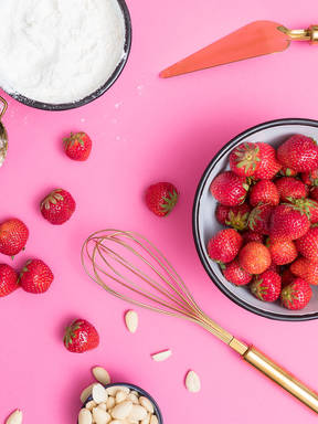 The Very Best Strawberry Recipe