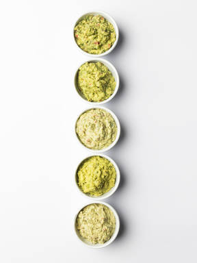 The Best-Ever, Only-Recipe-You'll-Ever-Need: Homemade Guacamole