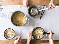 A Bowl Full of Comfort: Chinese Egg Drop Soup