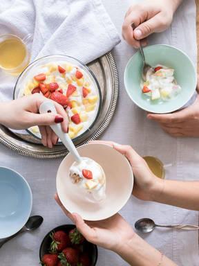 Dieser Trifle ist der Dessertraum jeder Party