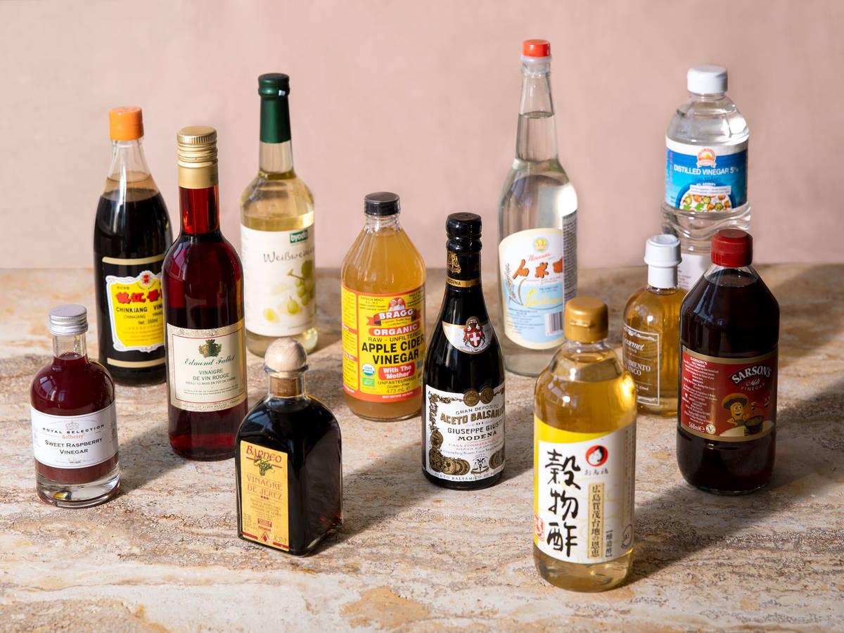关于醋的完整指南以及使用方法