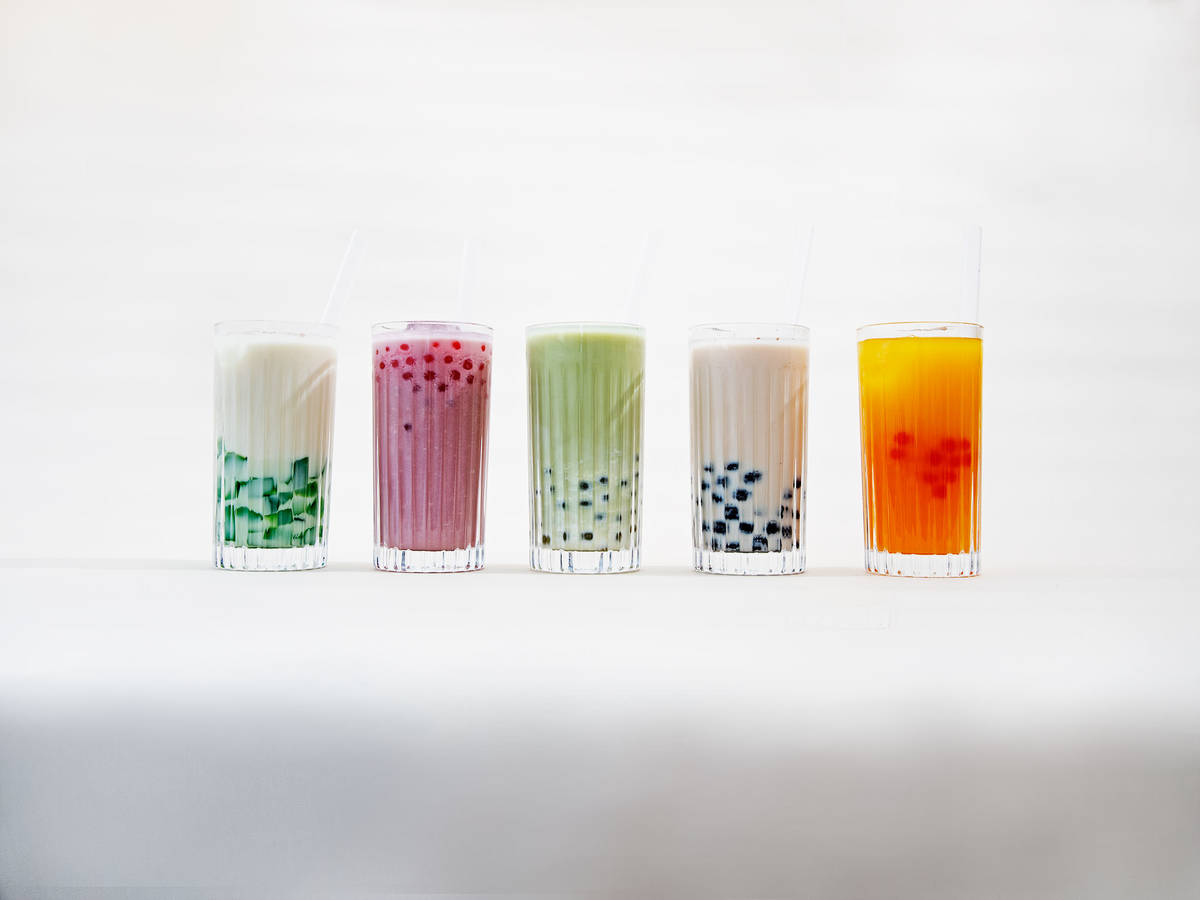 Why We're Sipping Bubble Tea Again This Summer