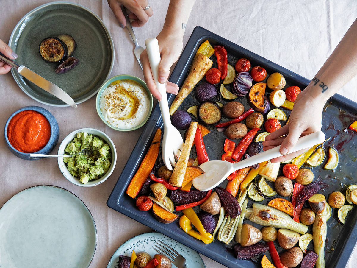 5 Tips for Perfect Oven-Roasted Vegetables