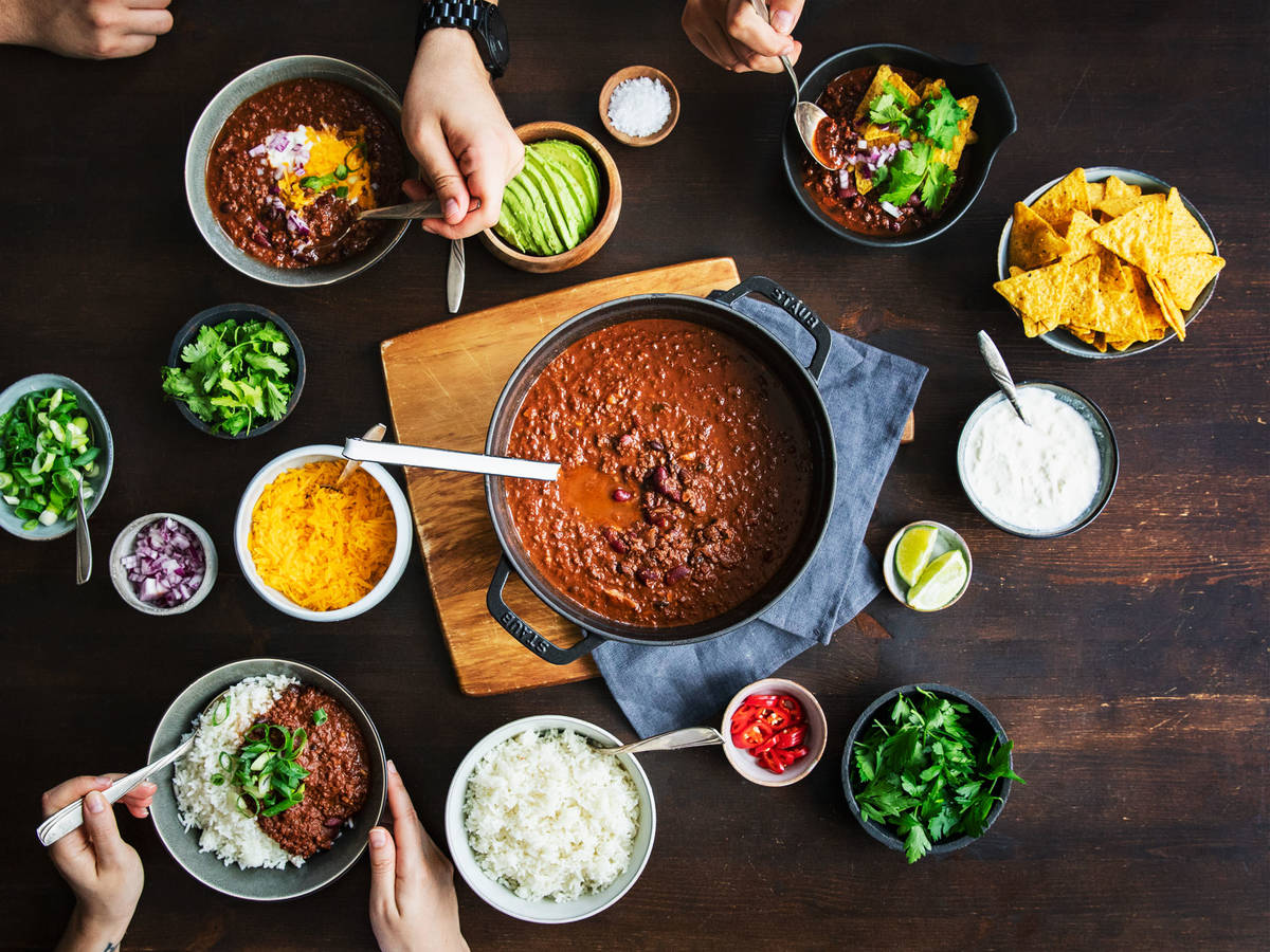 How to Make the Perfect Bowl of Chili
