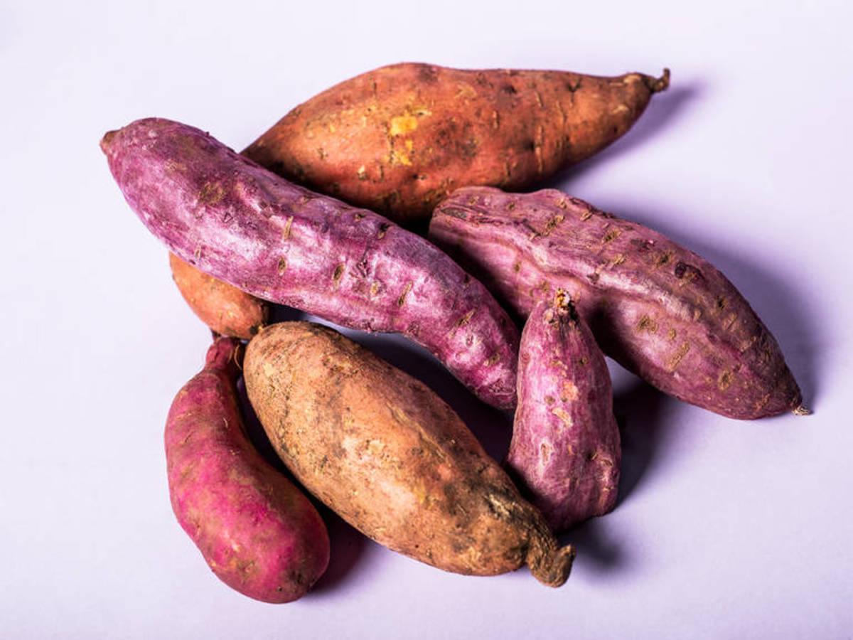 Die Süßkartoffel: Infos und Rezepte zur orangen Kartoffel