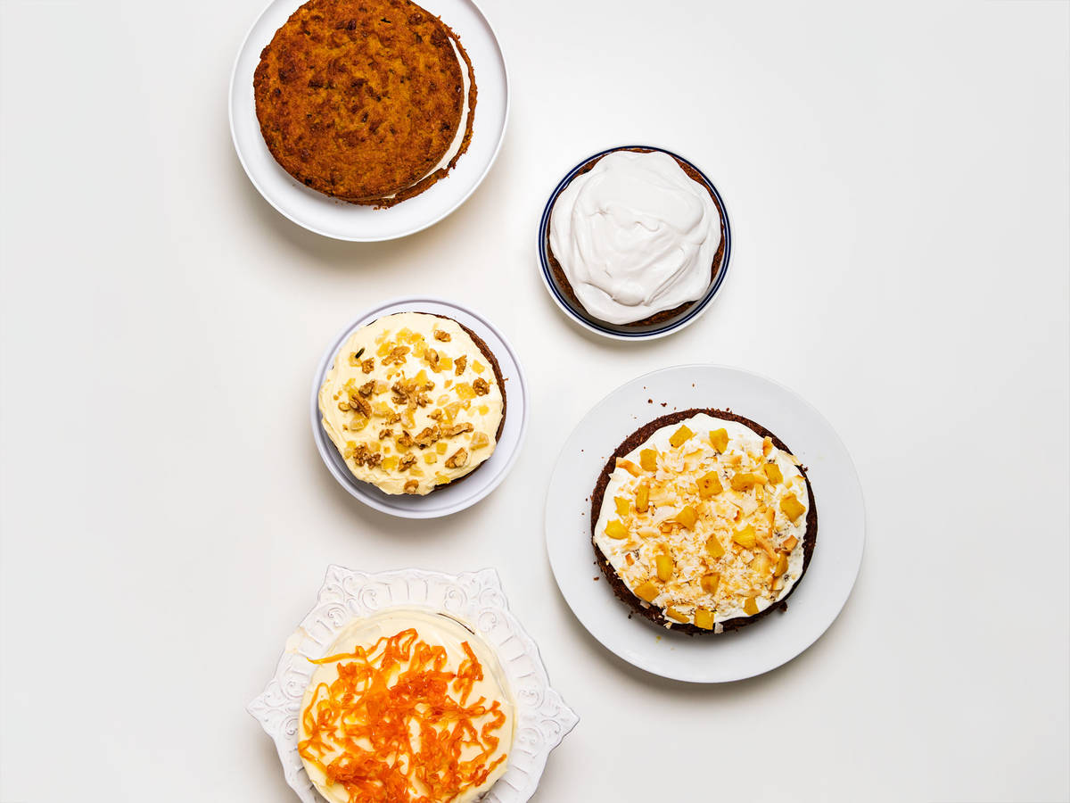 The Best-Ever, Only-Recipe-You'll-Ever-Need: Carrot Cake