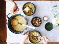 Wärmend und gesund: Topinambur-Suppe