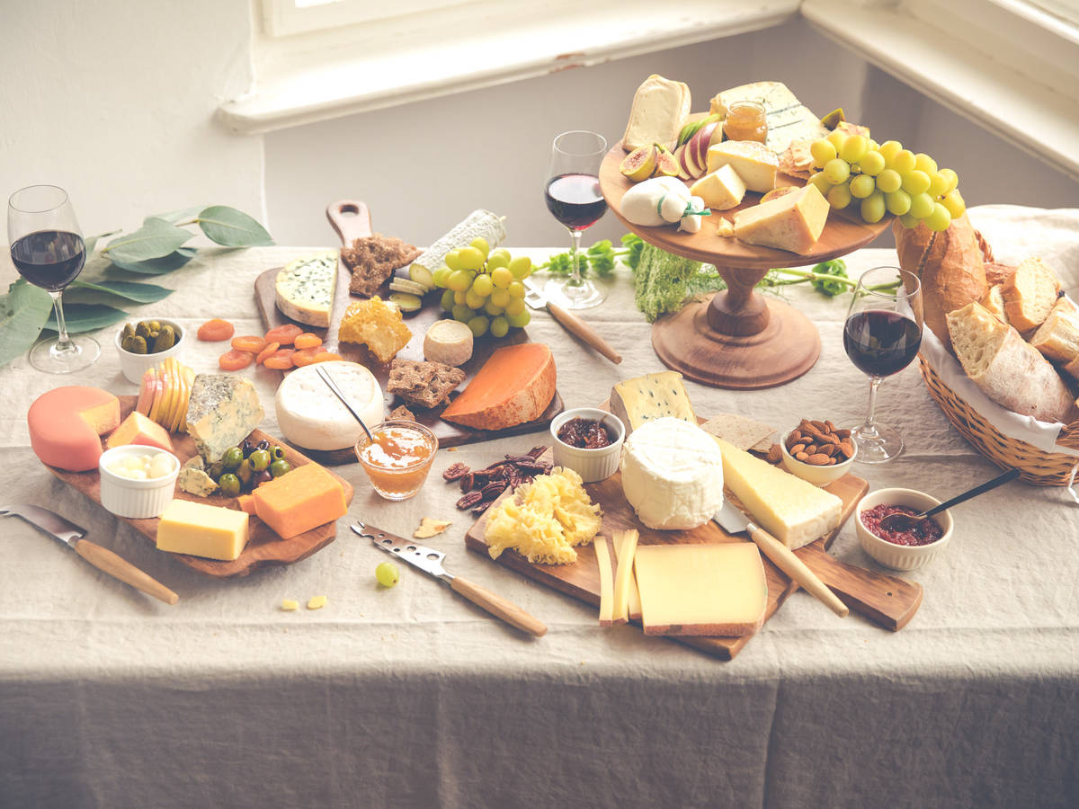 Build a Better Cheese Platter