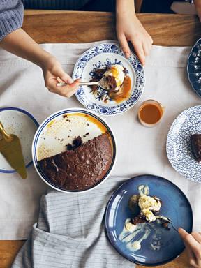 完美椰枣蛋糕的秘诀是什么?