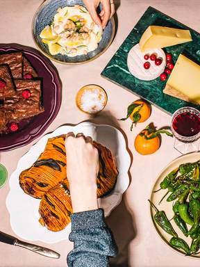 4月编辑寄语:汇集最佳美食的月份