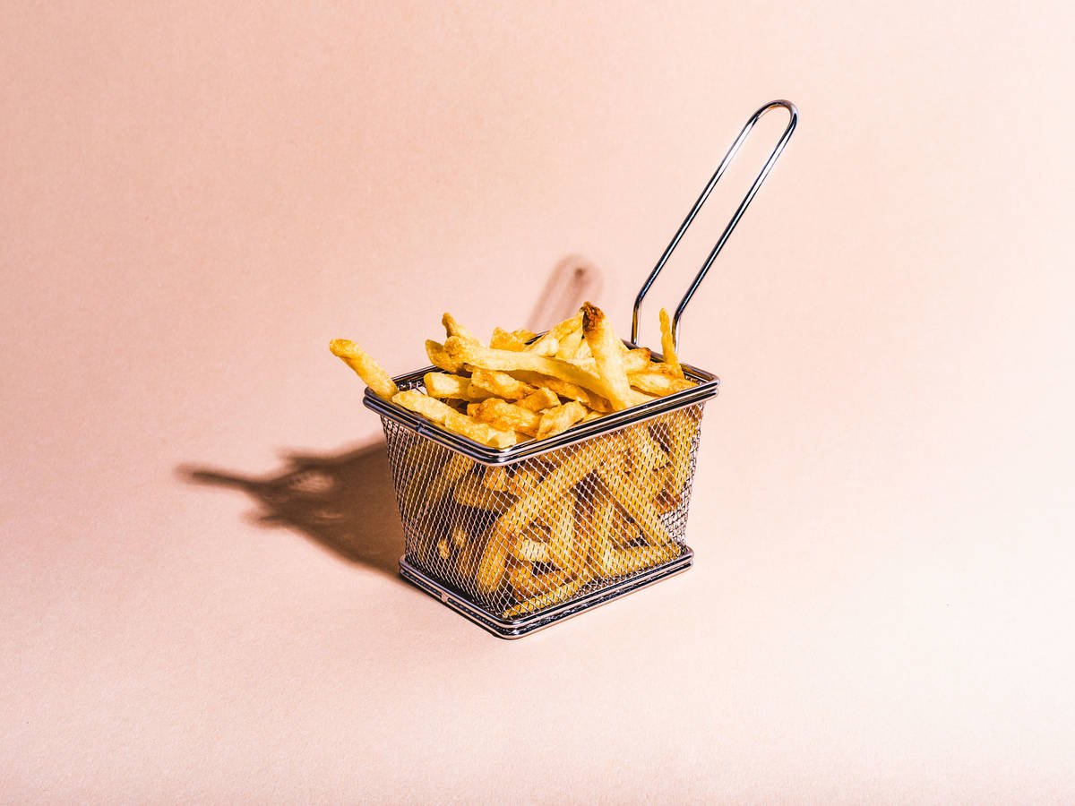 How to Make the Crispiest Fries at Home