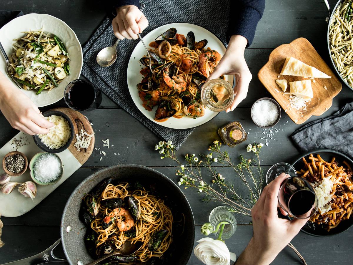 Ein kulinarischer Reiseführer für klassische italienische Pastagerichte