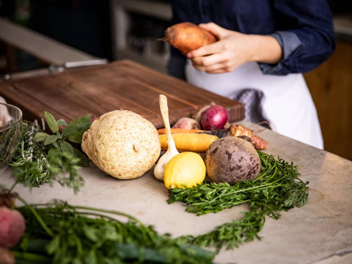 Gemüsepfanne: Schnell, lecker und perfekt zum Abnehmen geeignet