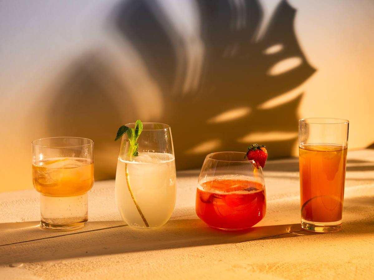 Gute Laune im Glas: Limonade selber machen