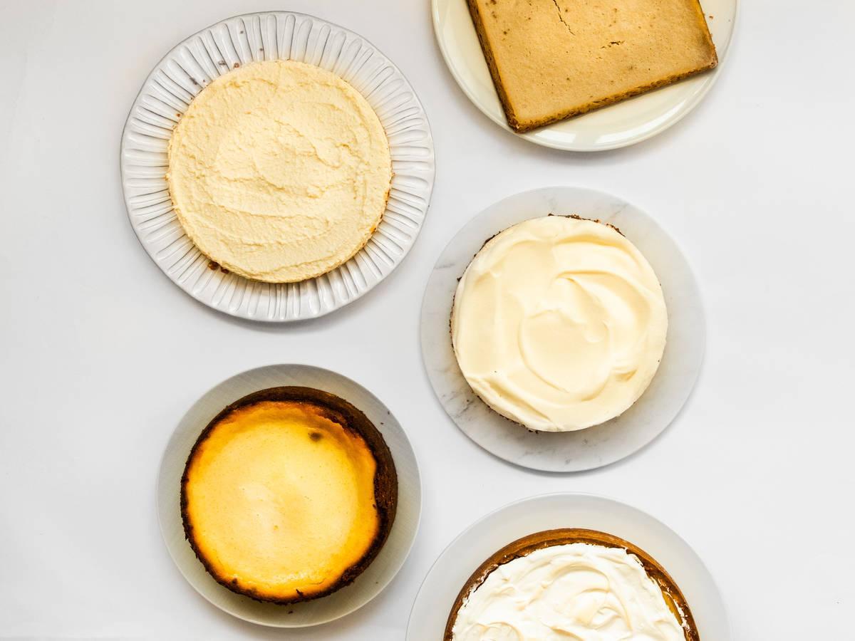 Das beste und einzige Rezept, das du brauchst: Käsekuchen