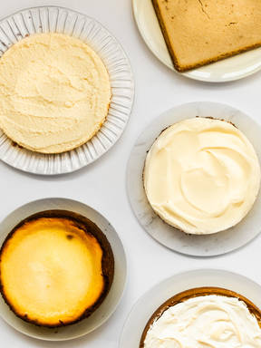 The Best-Ever, Only-Recipe-You'll-Ever-Need: Cheesecake