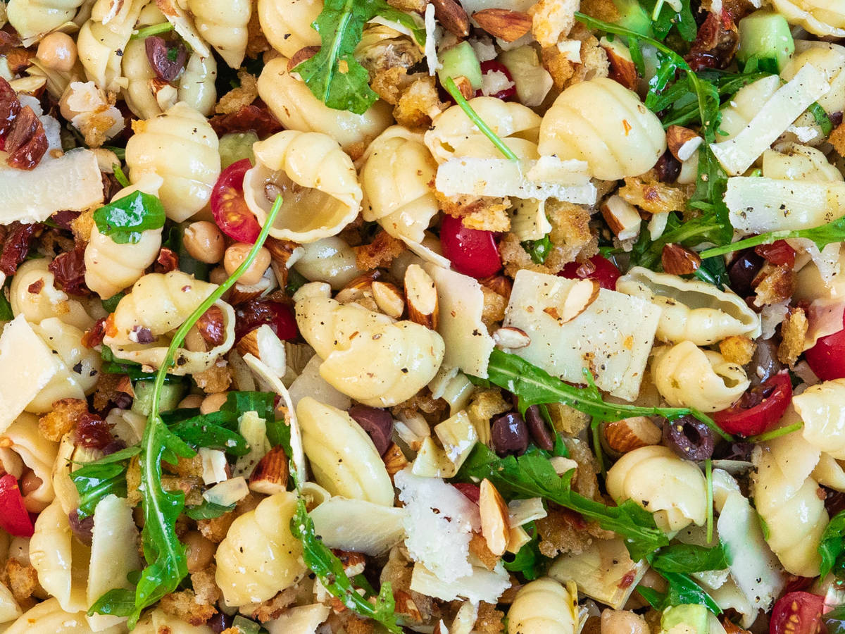 It's Time to Bring Pasta Salad Back