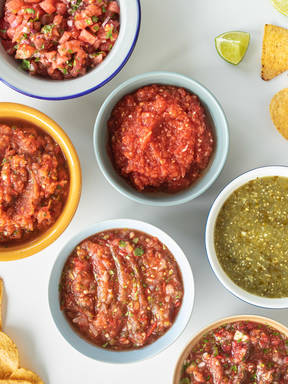 The Best-Ever, Only-Recipe-You'll-Ever-Need: Tomato Salsa