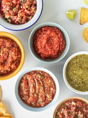 Das beste und einzige Rezept, das du brauchst: Tomatensalsa