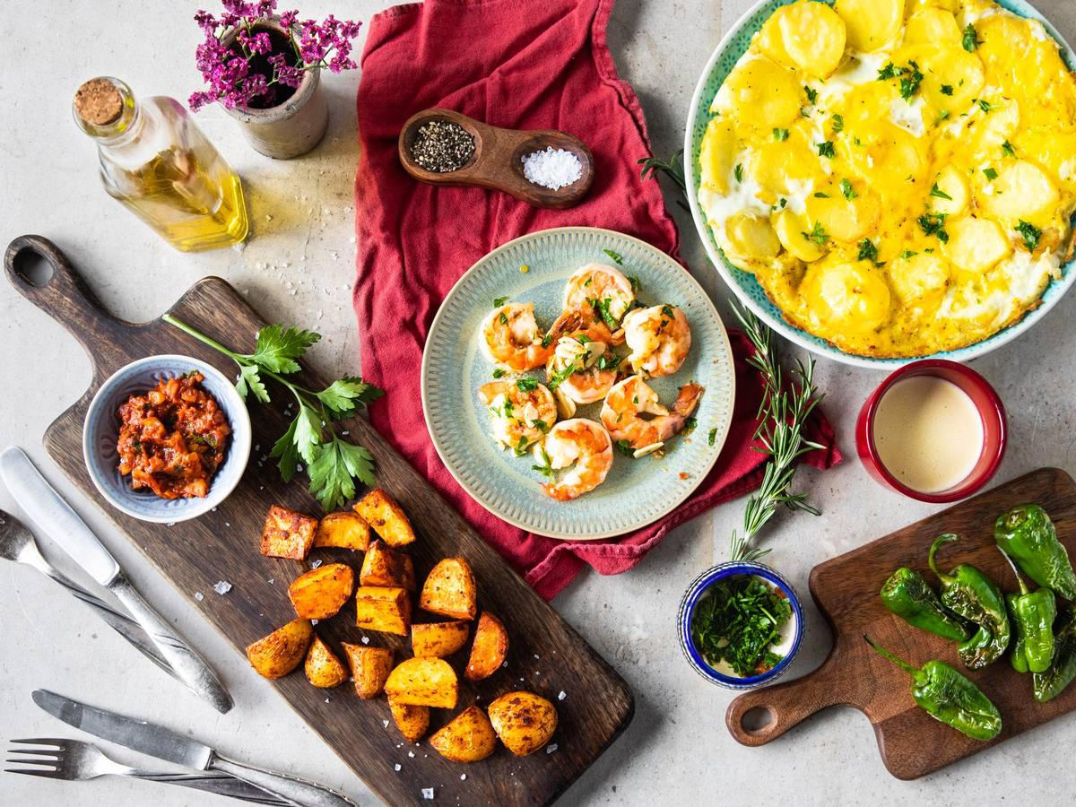 12 Must-Try Recipes for a Breezy Tapas Fiesta
