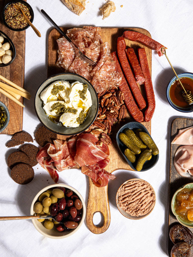 How To Build An Antipasti Platter Kitchen Stories