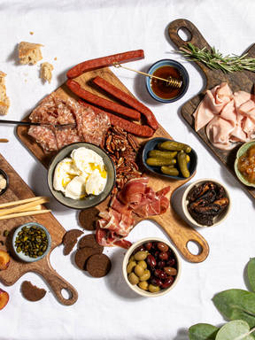How to Build an Antipasti Platter Worth Dreaming About