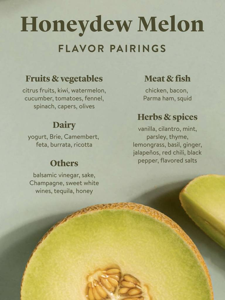 In Season Now Buying Preparing And Storing Honeydew Melon Kitchen Stories Honeydew melons are juicy, with just the right amount of sweetness and very tasty, say members of the honeydew club. preparing and storing honeydew melon