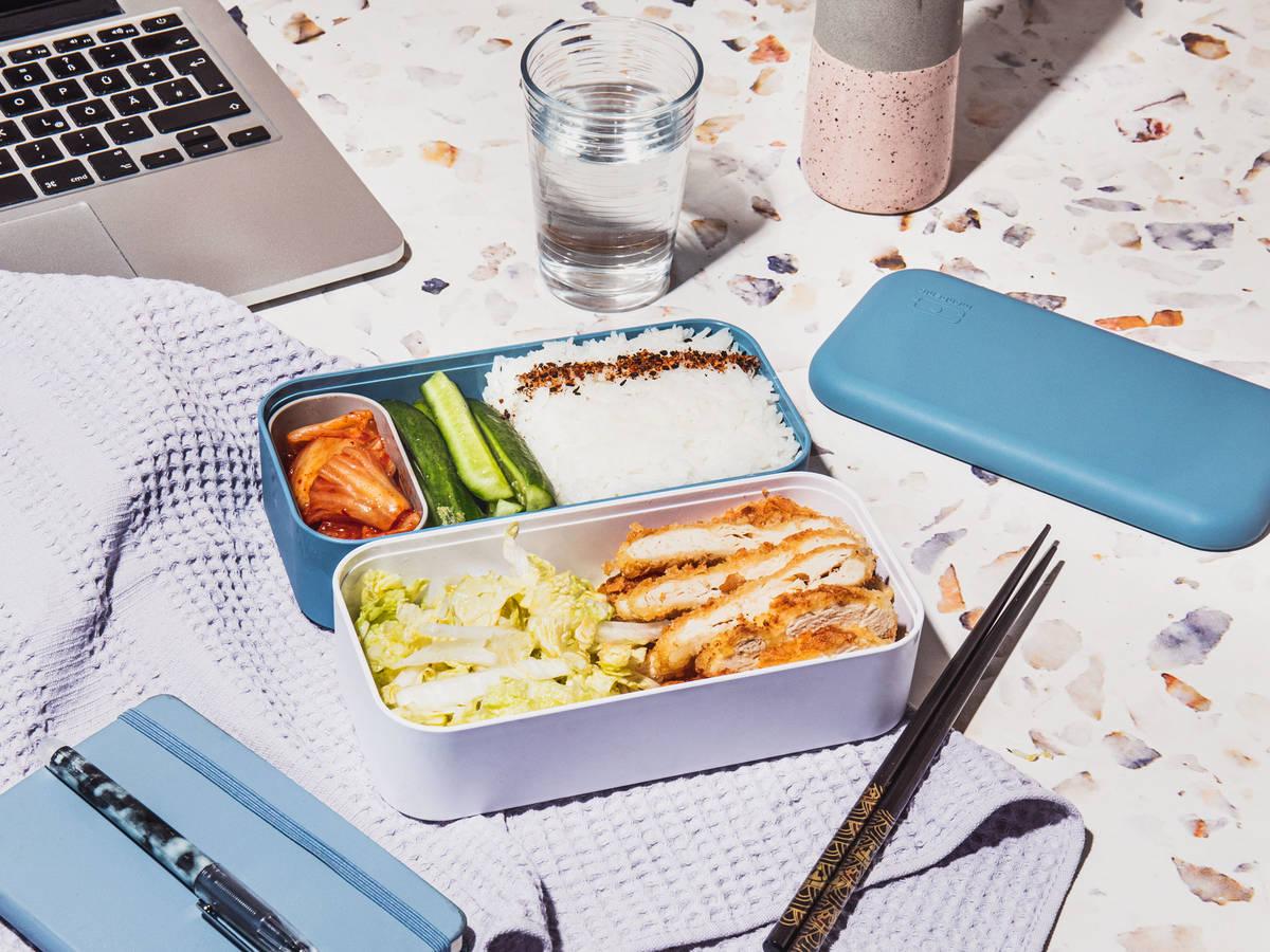 4 einfache Tipps für ein besseres Mittagessen im Büro