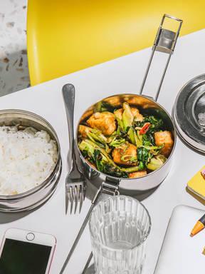 厨房故事团队午餐大放送:第一辑