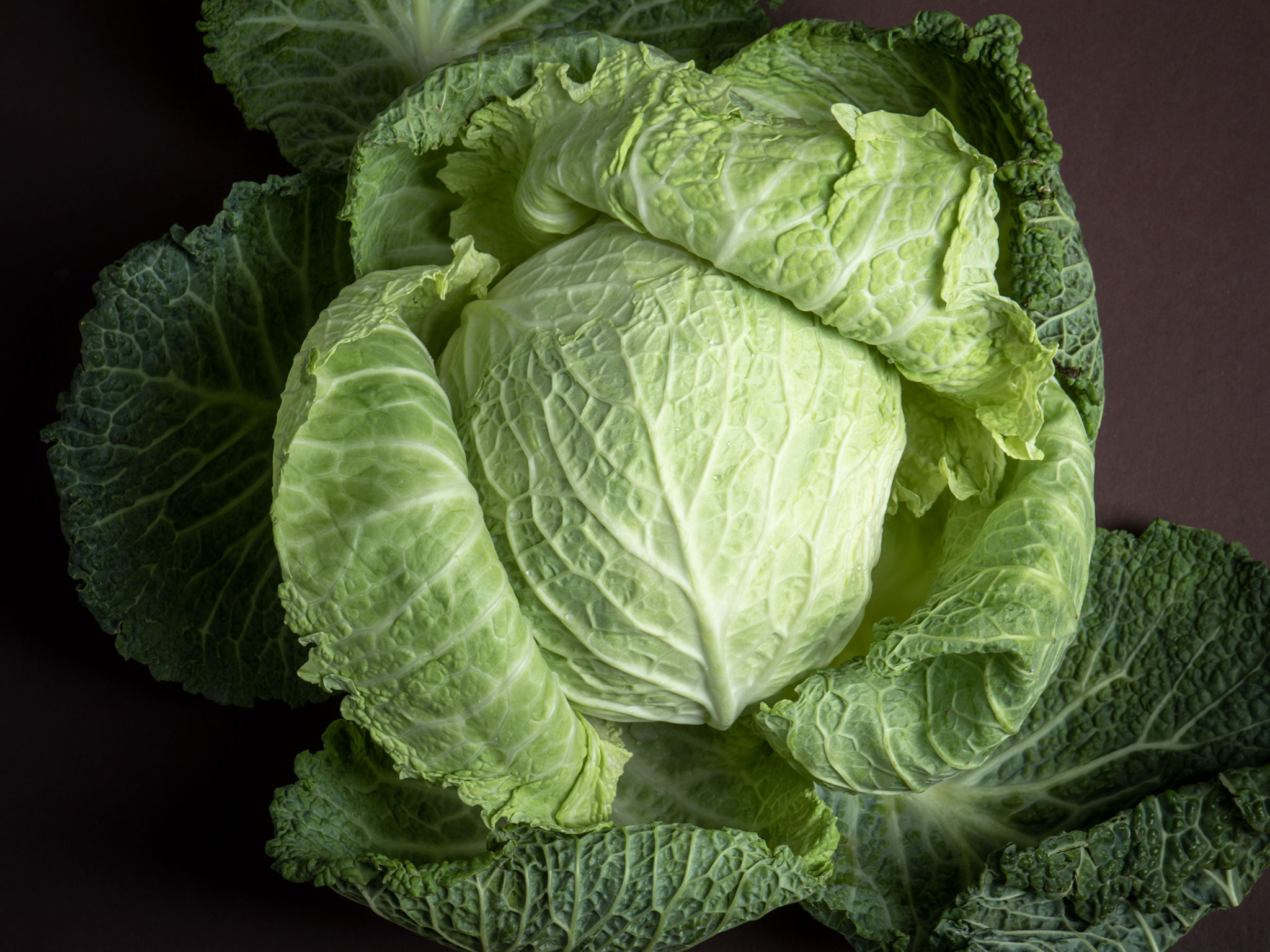 Everything You Need To Know About Shopping For Storing And Preparing In Season Savoy Cabbage Stories Kitchen Stories