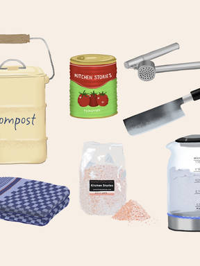 The 10 Must-Haves for Every Kitchen