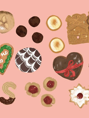 The Perfect Holiday Cookie, Based on Your Zodiac Sign