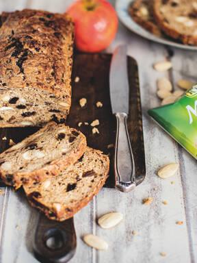 Apfel-Feigen-Brot