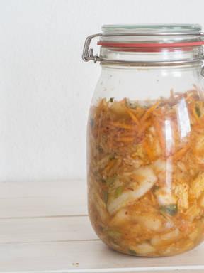 Apfel Kimchi