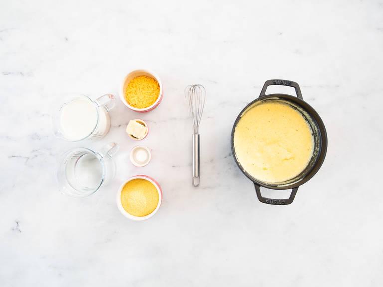 如何煮出奶香顺滑的玉米粥