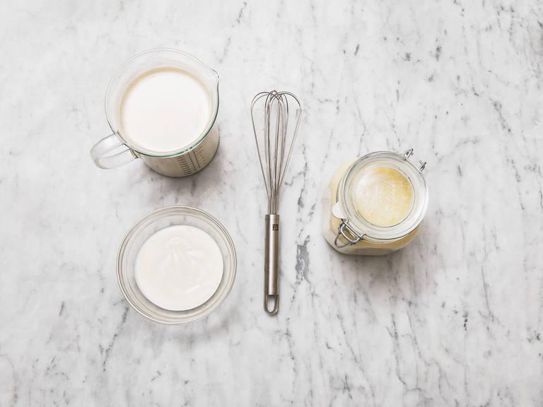 joghurt selber machen unglaublich einfach kitchen stories. Black Bedroom Furniture Sets. Home Design Ideas