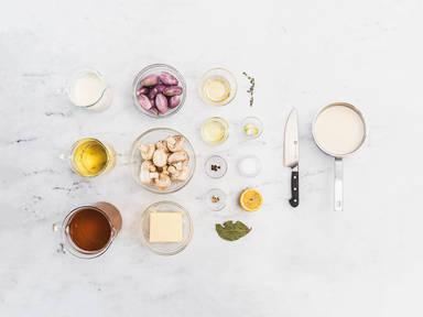 Beurre blanc (weiße Buttersauce)