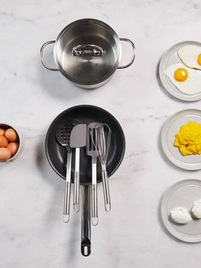 Eier zubereiten, 3 Arten