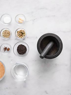 自制印度奶茶糖浆